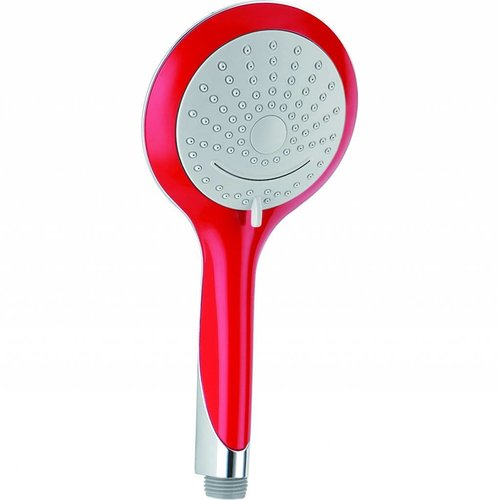 Lol Handdouche 3 Jets Rood 12,8X3,5X26,5 Cm