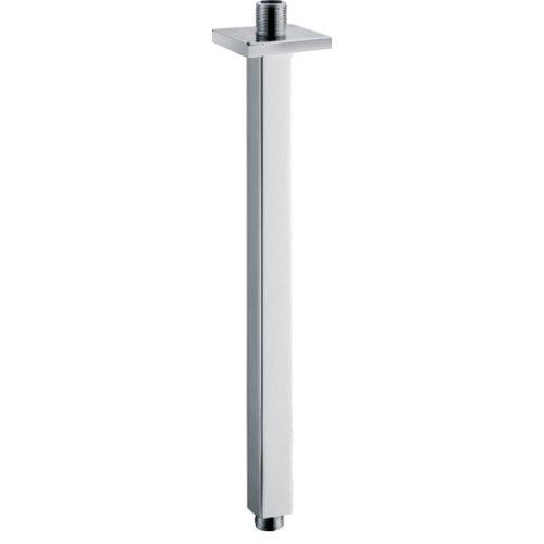 Luxe Douche-Arm Vierkant Plafondbevestiging 30Cm Chroom
