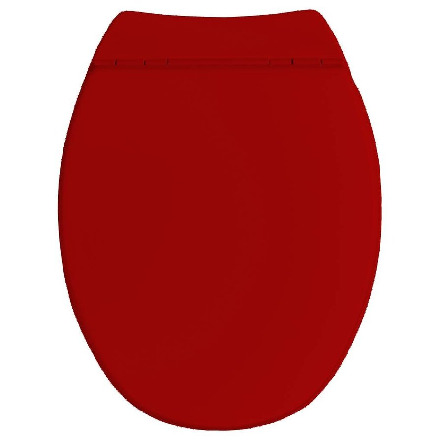 Wc-Zitting Serenity² Rood Soft-Close