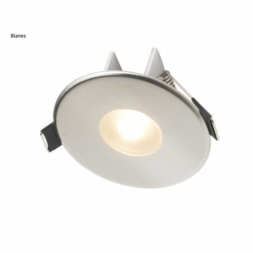 Inbouw Spotlamp Set Blanes Rvs