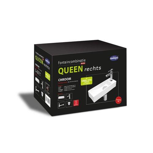 One Pack Fonteincombinatie Queen Rechts