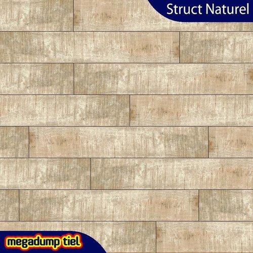 Houtlook Tegel Plint Structuur 10X57 P/S