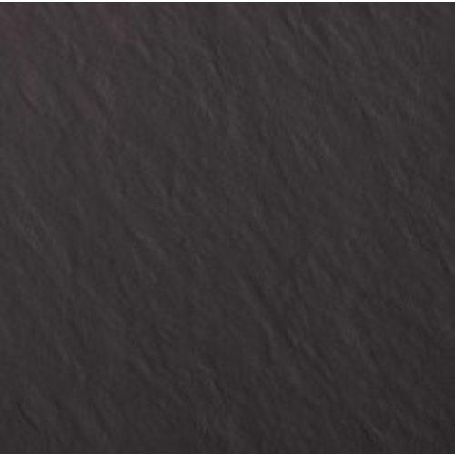 Vloertegel Doblo Nero Met Structuur 60X60 P/M²