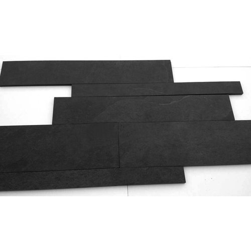 Tegelstroken Leiden Negro 5,10,15 X 60 Wildverband Stroken P/M²