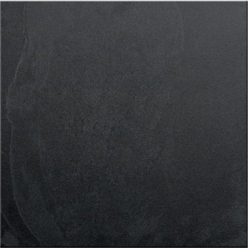Vloertegel Leiden Negro 45X45 Cm P/M²