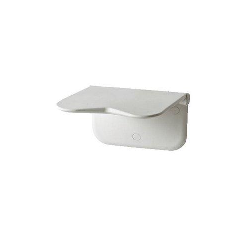 Douchezitting Etac Relax 40x45 cm voor Muurbevestiging Kunststof Wit