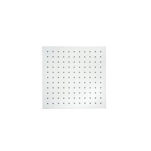 Losse Douchekop voor Regendouche Sanilux Vierkant 20 cm Grijs