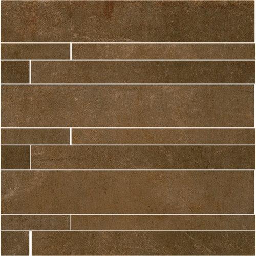 Mozaiek Arcana Bruay Cobre 30x30 cm Bruin (Doosinhoud 1.08m2)