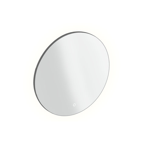 Badkamerspiegel Rond met LED-Verlichting Xenz Salo 100 cm