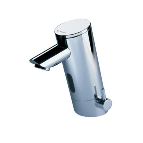 Elektronische Wastafelmengkraan Schell Puris ND-M Chroom (geschikt voor lage druk boiler)