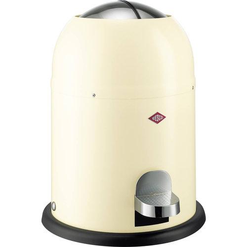 Afvalemmer Wesco Single Master 9 Liter Amandel