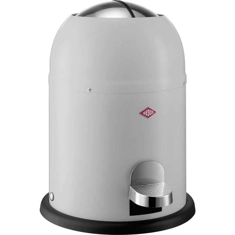 Afvalemmer Wesco Single Master 9 Liter Grijs