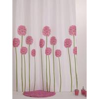 Allibert Douchegordijn Blossom Bloemen 180x200cm