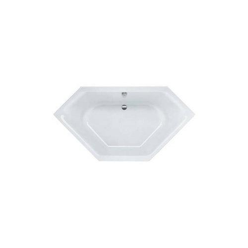 Sealskin Ligbad Senso Slimfit 145x145 cm Wit