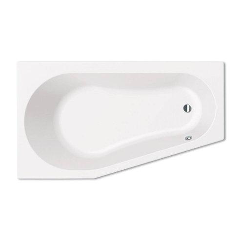 Sealskin Ligbad Get Wet Optimo Compactbad 160x90x60 cm Links Wit