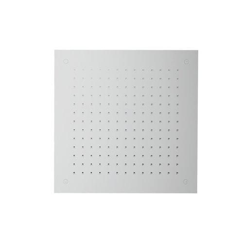 Inbouw Hoofddouche GRB InCool Vierkant 35x35 cm Chroom