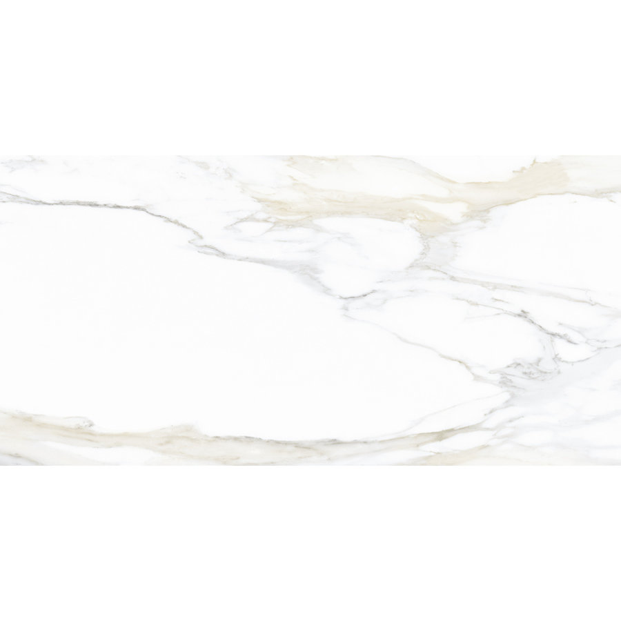 Vloertegel XL Rex Classici Statuario Soft 120x280 cm (3.36m2 per Tegel)