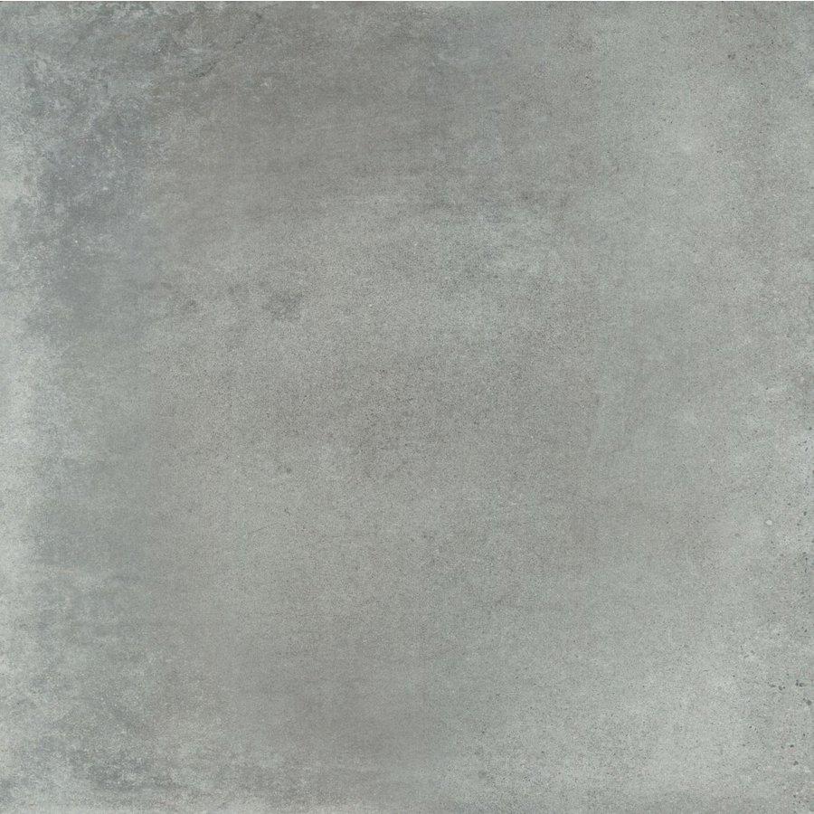 Vloer en Wandtegel Cerpa Concrete 75x75 cm Beton Grijs (Doosinhoud per M²)