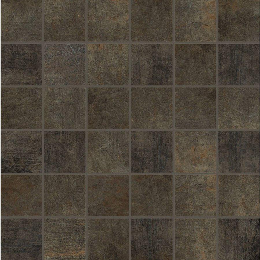 Mozaiek  Douglas & Jones Matieres de Rex Manor 30x30 cm Barrique per m2