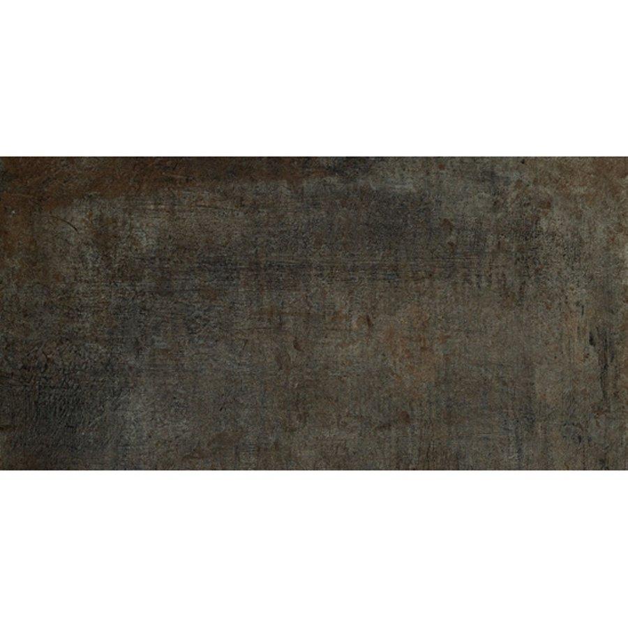 Vloertegel Douglas & Jones Matieres de Rex Manor 40x80 cm Barrique Mat (Doosinhoud 0.96 m2)