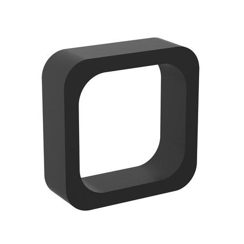 Planchet GRB InCool 29x29x9 cm Inbouwnis Zwart