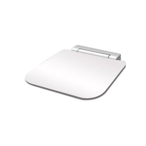 Opklapbare Douchezitting Best Design Ruby-White 35x27.5 cm Wit