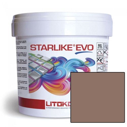 Starlike Voegmiddel 2 Componenten Epoxy 2,5 kg Evo 230 Cacao