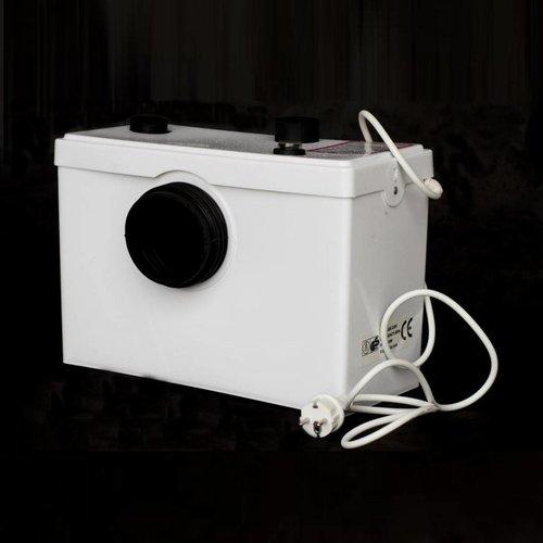 WC Vergruizer Fecalienvermaler 600W 220V Wit
