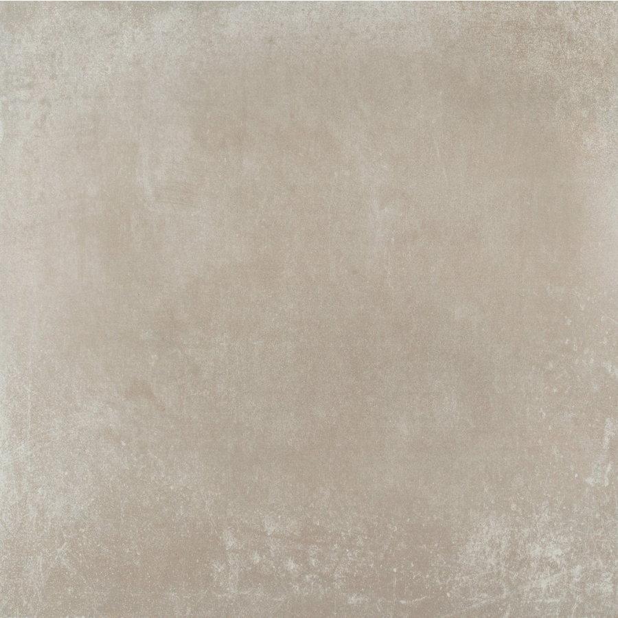 Vloer en Wandtegel Cerpa Beton 58.5X58.5 cm Beton Beige (Doosinhoud 1.71 m²)