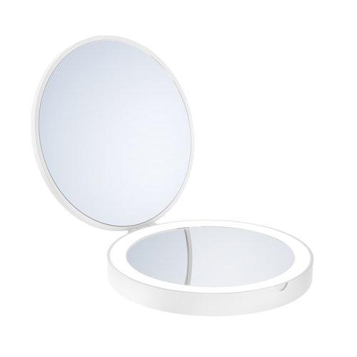 Make Up Spiegel Smedbo Outline Lite 12 cm Wit