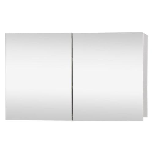 Spiegelkast Differnz Brida 50x85x15 cm Wit