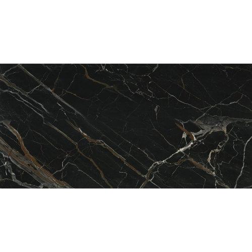 Vloertegel Navarti Exedra Black Glans 60x120 cm (prijs per m2)
