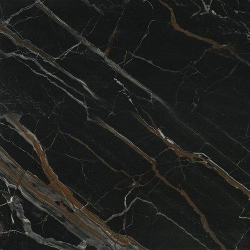 Vloertegel Navarti Exedra Black Glans 120x120 cm (prijs per m2)