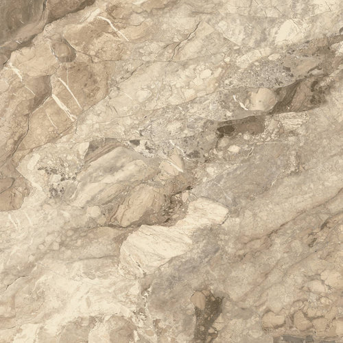 Vloertegel XL Etile Rialto Avorio Glans 120x120 cm (1.44m² per Tegel)