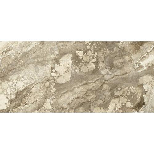 Vloertegel XL Etile Rialto Avorio Glans 120x260 cm (3.12m² per Tegel)