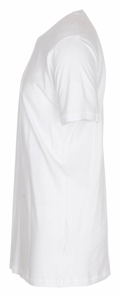 LONG MBA TEE MENS WHITE