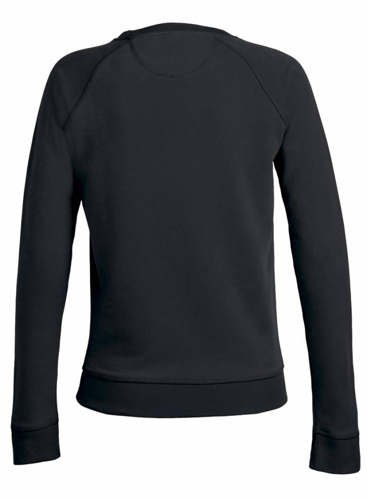 SWEATSHIRT MBA WOMEN BLACK