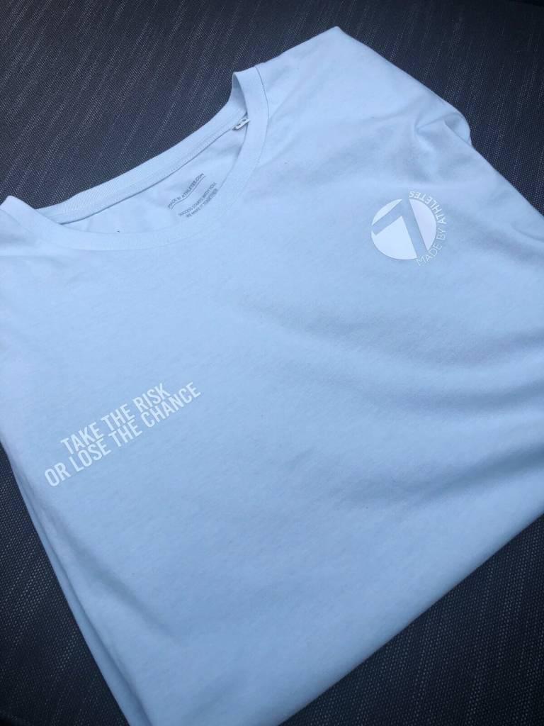 Ronald Mulder t-shirt blue men |  LIMITED EDITION