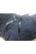 Petticoatset blauw