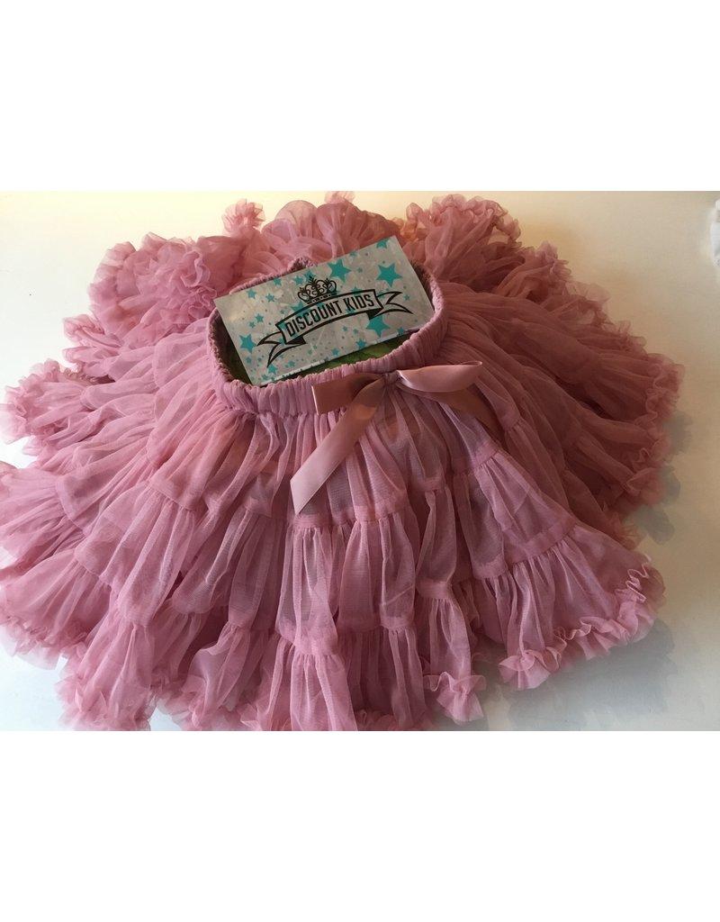 Petticoatset zacht roze