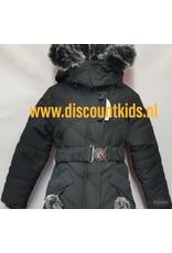 winterjasje zwart