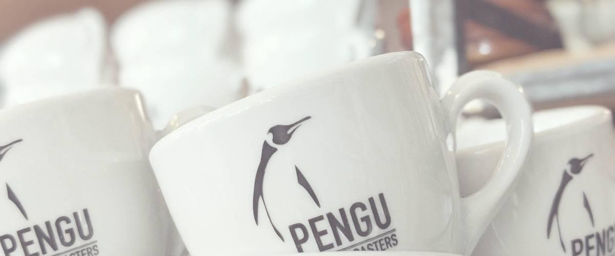 Pengu Coffee Cup
