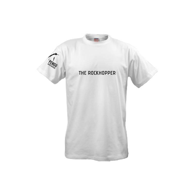 Pengu Coffee Pengu T-shirt Wit