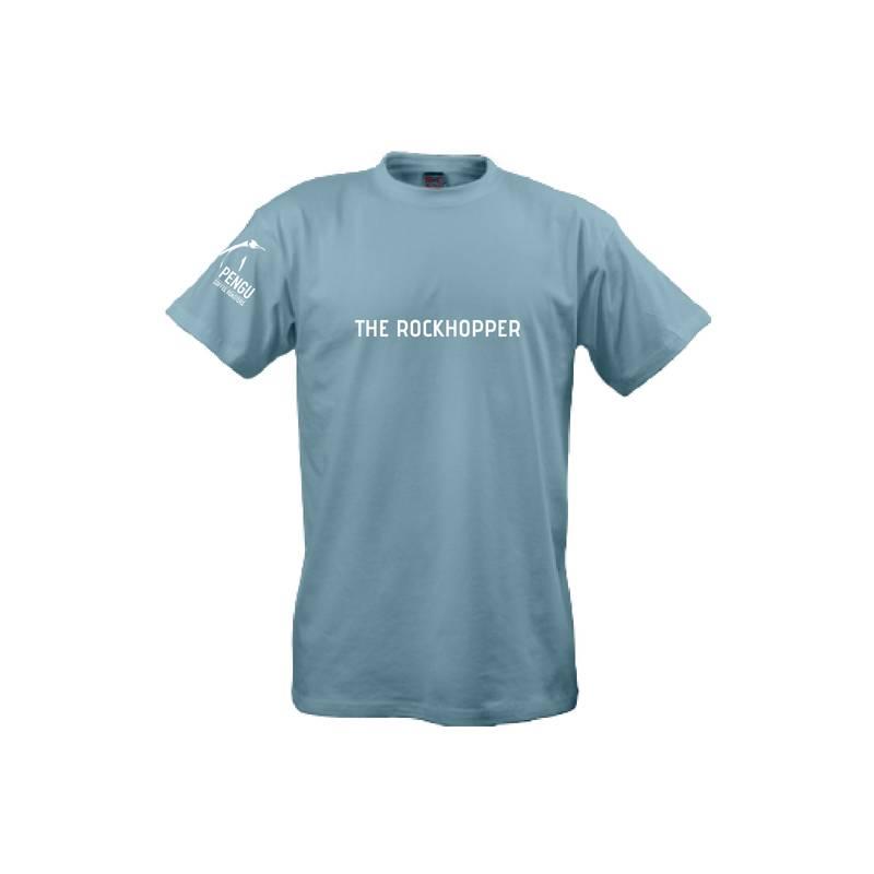 Pengu Coffee Pengu T-shirt Blauw