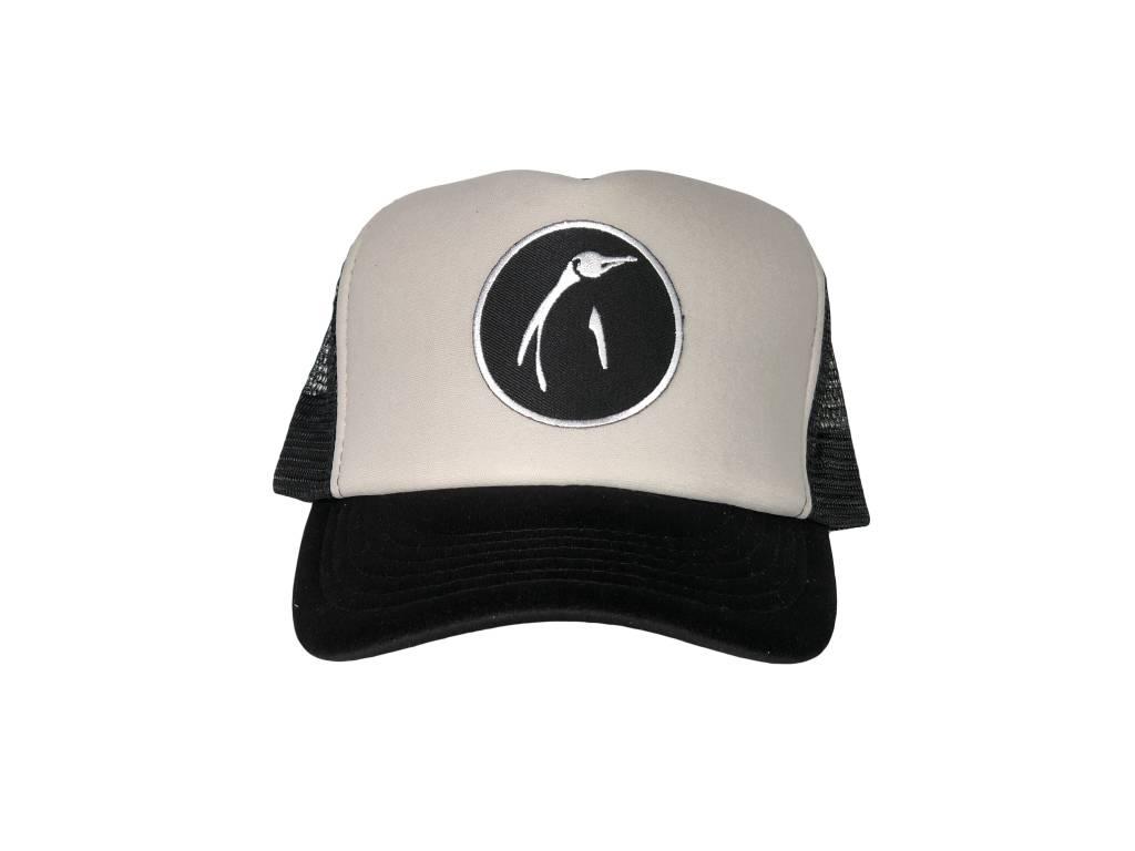 Pengu Coffee Pengu Baseball Cap Off-White
