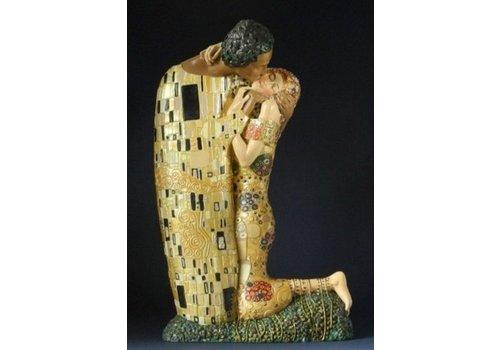 Gustav Klimt Gustav Klimt: De Kus (1907)