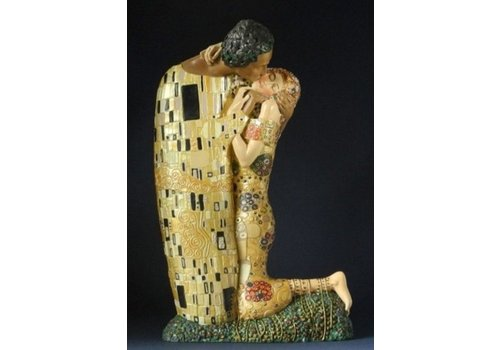 Gustav Klimt Gustav Klimt: Der Kuss (1907)