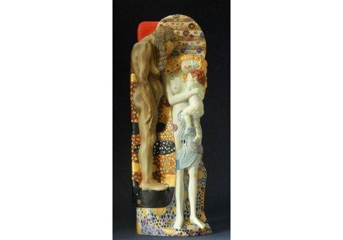 Gustav Klimt Gustav Klimt: Die drei Lebensstufen der Frau (1905)