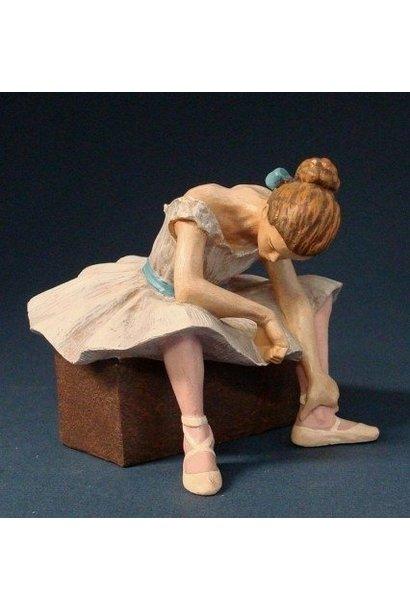 Edgar Degas: l'Attente