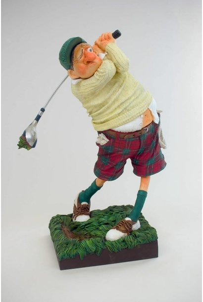 Fore! The Golfer